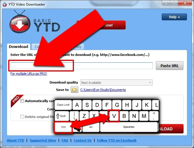 Use-Free-YouTube-Downloader-Step-3