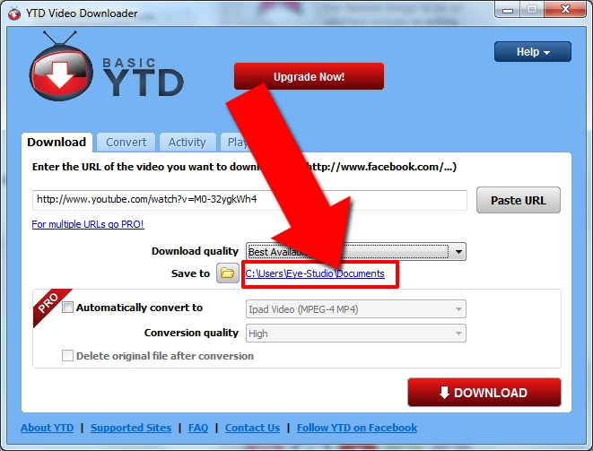Use-Free-YouTube-Downloader-Step-5