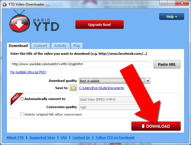 Use-Free-YouTube-Downloader-Step-6